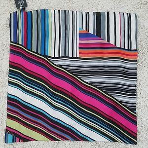 NWT echo silk scarf
